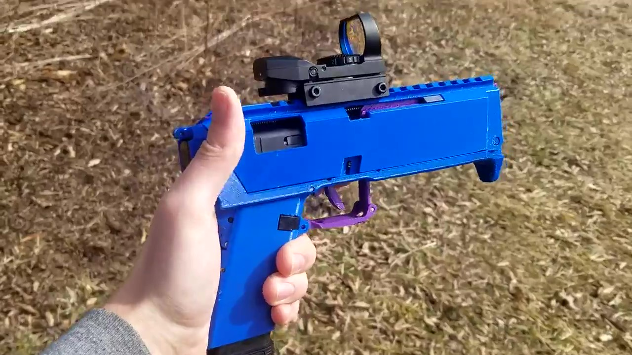 3D Printed FMG-9