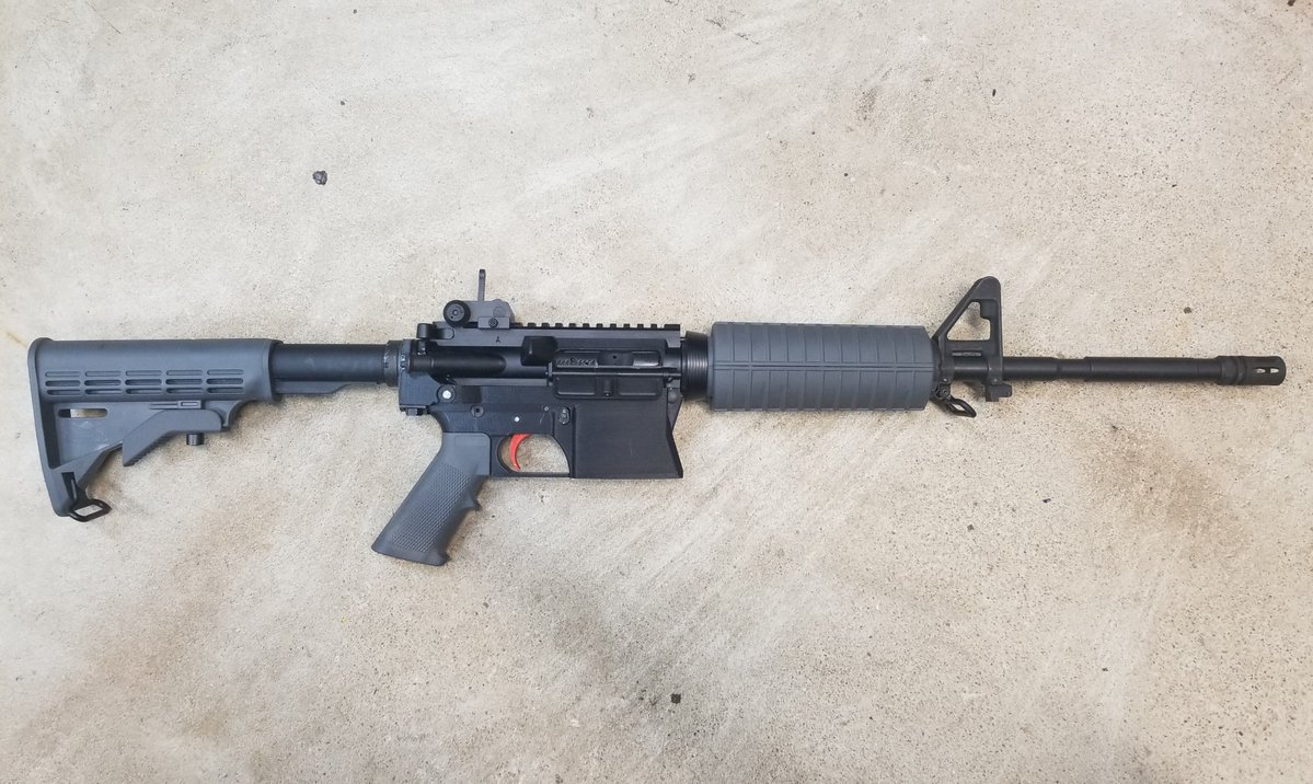 3D Printed AR15 Lower Receivers